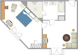 in suite floor plans luxury suites in san jose santana row suites