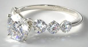 scalloped engagement ring the ultimate engagement ring settings guide with all pros and cons