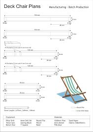 planos de cadeira de praia madeira pinterest deck chairs