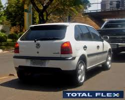 1999 Volkswagen Gol G2 Gti Hatchback 3d Photos Specs And News