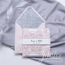 picture wedding invitations wholesale laser cut wedding invites