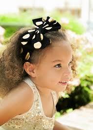 bow headband the hair bow company black gold dot fabric bow headband