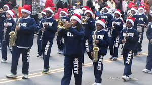 thanksgiving parade 2014 river oaks academy school band