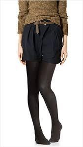 gap patterned leggings shorts with tights still trendy