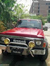 jeep pakistan nissan safari jeep lahore
