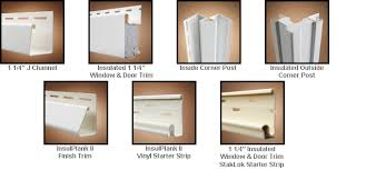Vinyl Door Trim Exterior Buy Direct Insulplank Ll Vinyl Siding Trims Trim