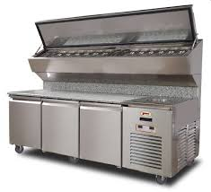 commercial pizza prep tables marsal pizza ovens refrigerated pizza prep tables commercial