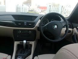 2014 Bmw X1 Interior First Drive Bmw X1 Xdrive 20d Ppp Team Bhp