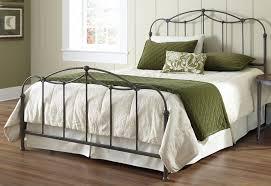 bedroom metal bed frame full metal bed design iron double bed