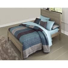 Full Size Trundle Bed Ne Kids Highlands Alex Panel Bed Hayneedle