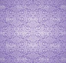 violet and silver luxury vintage wallpaper stock vector art