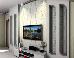 home design modern gypsum board wall decoration for living room