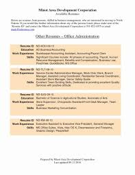 resume format for experienced administrative manager responsibilities resume sles office administrative assistant manager job