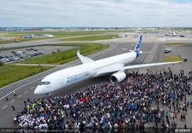 airbus increases a350 900 range to 8 100nm leeham news and comment