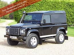 Used Land Rover Defender 90 Suv 2 2 Td Xs Hard Top 3dr In