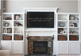 Bookcase Fireplace Designs Billy Bookcase To Built Around Fireplace Google Search For The