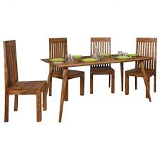 Esszimmertisch Tisch Esszimmertisch Repa 160 X 80 X 76 Cm Sheesham Rustikal