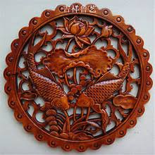 wall sculpture wood buy wooden sculpture wall and get free shipping on aliexpress