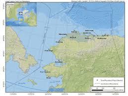 Kotzebue Alaska Map by Bering Strait Details Lacking In Coast Guard U0027s Arctic Assessment