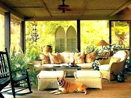 Screened In Patio Designs Screen Porch Ideas Screened Patio Ideas New Porch Design