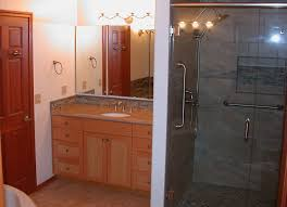 whatcom county bathroom remodeled with aging in place hudson