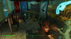 Home Plate by Fallout 4 Home Plate House Tour