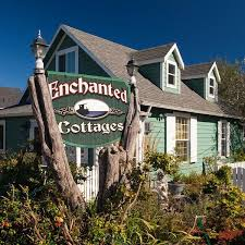 Cottages In Long Beach Wa by Vacation Cottage Rentals Enchanted Cottages