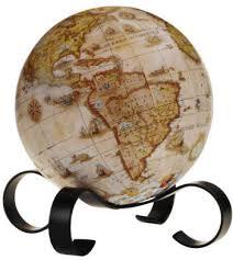 ornament replogle world globe