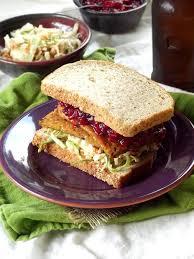 vegan thanksgiving sandwich connoisseurus veg