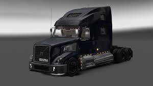 volvo truck and bus volvo vnl 3 0 reworked cummins isx sound ets2 v1 15 youtube
