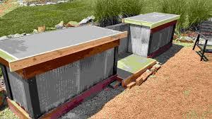 concrete countertops outdoor kitchen ellajanegoeppinger com