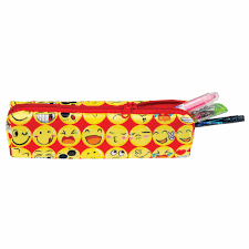 pencil pouch cool pencil cases emoji pencil pouch shop geddes