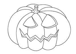 free printable jack o lantern coloring pages jack o u0027 lantern head on halloween day coloring page download