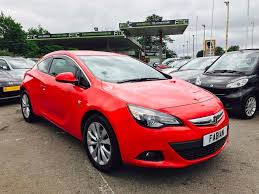 opel astra gtc 2015 used red vauxhall astra gtc for sale swansea
