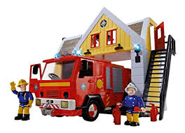 fireman sam fire station amazon exclusive toy uae