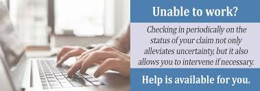 check social security disability claim status at all stages of claim