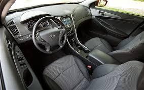 2011 Sonata Interior 2011 Hyundai Sonata Se 2 0t Editors U0027 Notebook Automobile Magazine