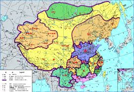 China Maps by China History Maps 907 960 Five Dynasties And Ten Kingdoms