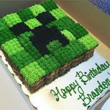 minecraft cake topper minecraft cake topper images best ideas on mine craft cakes