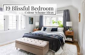 19 blissful bedroom colour scheme ideas the luxpad