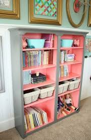 Cute Bookshelves by Best 25 Girls Bookshelf Ideas On Pinterest Bed Bench Storage