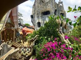 Crazy Houses by Beautiful Houses Very Strange Building Crazy House Vietnam
