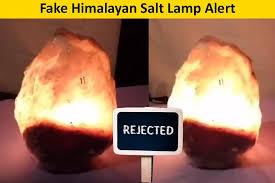 himalayan salt rock light fake himalayan salt l alert 5 ways you can tell earth