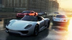Porsche 918 Concept - need for speed most wanted porshe 918 spyder concept hidden