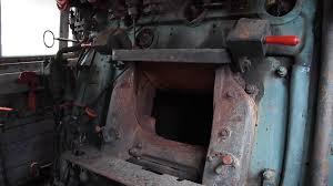 Old Train Steam Engine Vintage Locomotive Interior Railway