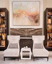 Dallas Design Group Interiors Luxurious Modern Home With Striking Entertaining Spaces In Texas
