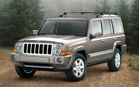 jeep silver jeep commander wallpapers and car specifications