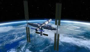 how fast does the space station travel images Launch of first chinese space station module delayed to 2020 PNG