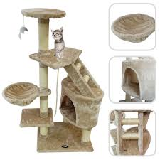 Cat Gyms Play Towers And Trees For Cats Amazon Co Uk