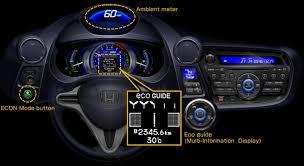 Honda Insight Hybrid Interior 2010 Honda Insight Hybrid Auto Insight